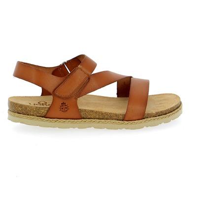 Sandales Yokono Cognac