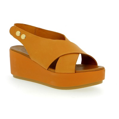 Sandales Inuovo Cognac