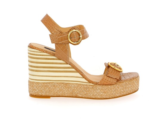 Sandales Zinda Camel