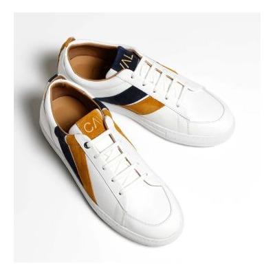 Sneakers Caval Geel