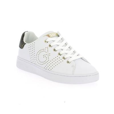Basket Guess Blanc
