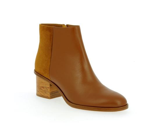 Boots Atelier Cont Cognac