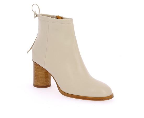 Boots Atelier Content Blanc