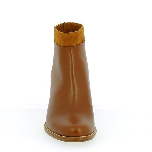 Boots Atelier Content Cognac