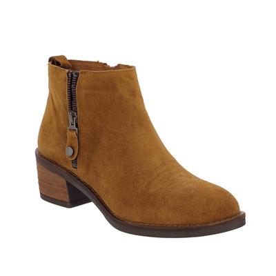 Boots Alpe Cognac