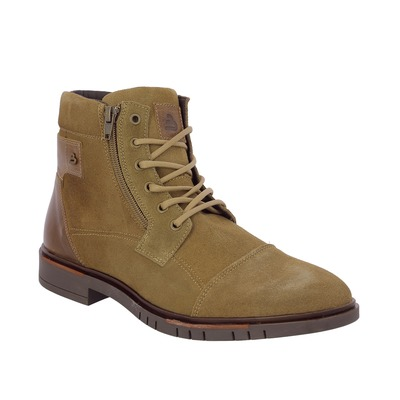 Bottines Bullboxer Taupe