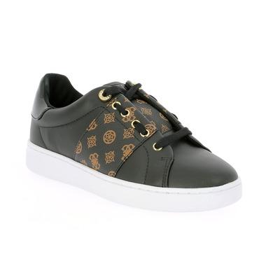 Sneakers Guess Zwart