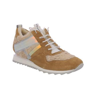 Sneakers Donna Carolina Cognac