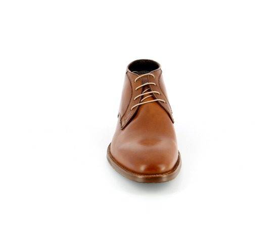 Bottines Ambiorix Mid Brun