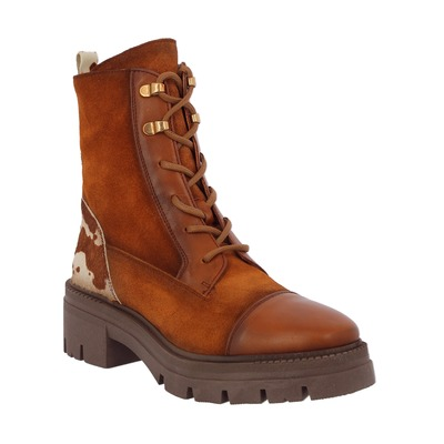 Bottines Hispanitas Cognac