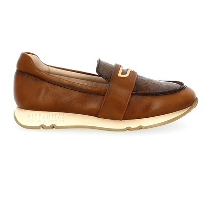Moccassins Hispanitas Cognac