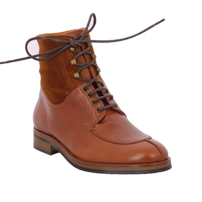 Bottines J'hay Cognac