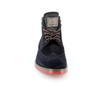 Bottines Floris Van Bommel Bleu