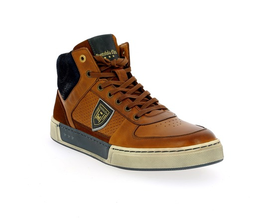 Basket Pantofola D'oro Cognac