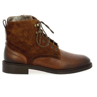 Bottines Pertini Cognac