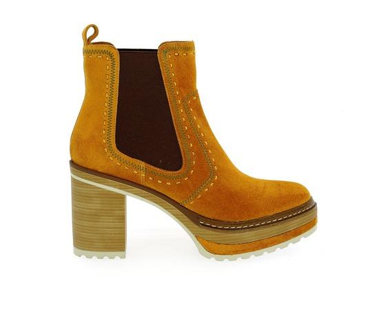 Boots Pons Quintana Ocre