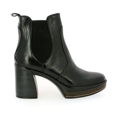 Boots Pons Quintana Noir