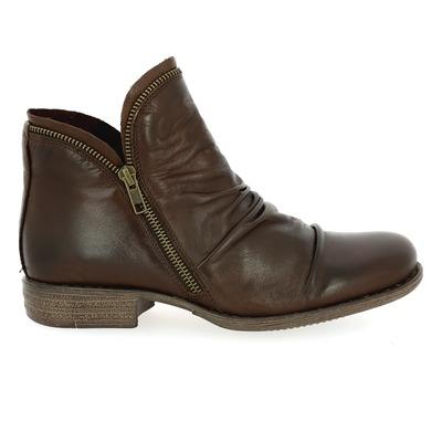 Boots Miz Mooz Brun
