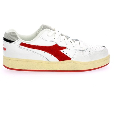 Basket Diadora Rouge