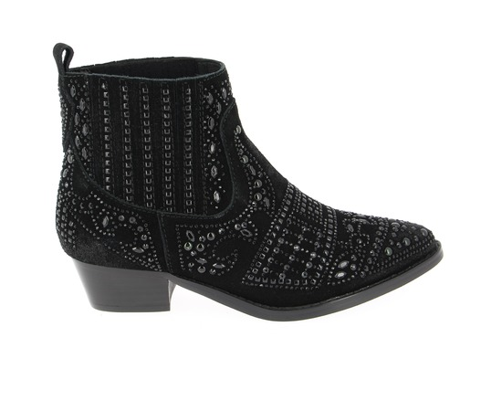 Boots Bibilou Noir