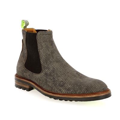Boots Floris Van Bommel Grijs
