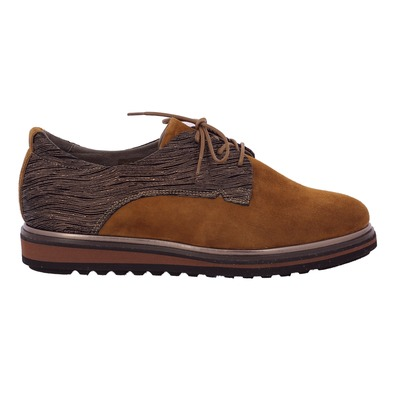 Veterschoenen Softwaves Cognac