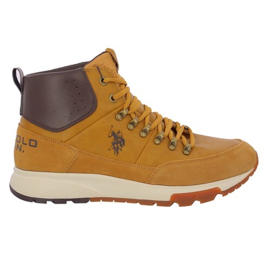 Bottines Us Polo Assn Camel