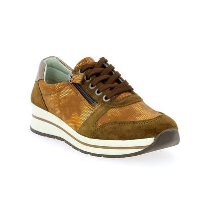Sneakers Cypres Cognac