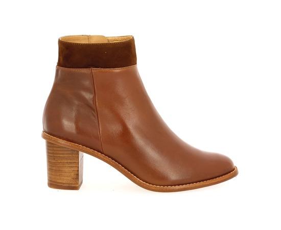 Boots J'hay Cognac