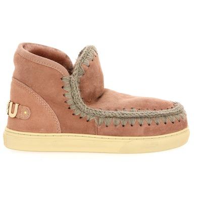 Boots Mou Roze