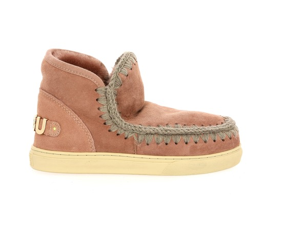 Boots Mou Rose