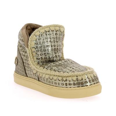 Boots Mou Platinum