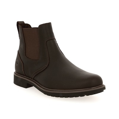 Boots Timberland Brun