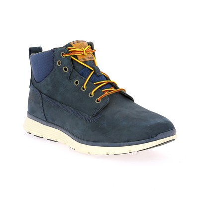 Bottines Timberland Bleu