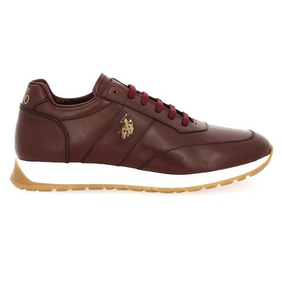 Sneakers Us Polo Assn Bordeaux