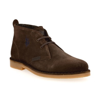 Bottines Us Polo Assn Brun
