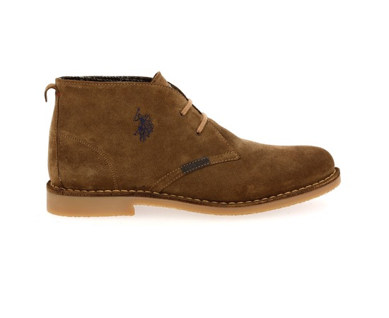 Bottinen Us Polo Assn Cognac