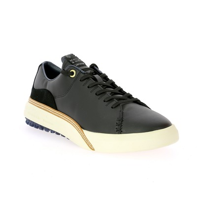 Sneakers Scotch & Soda Zwart