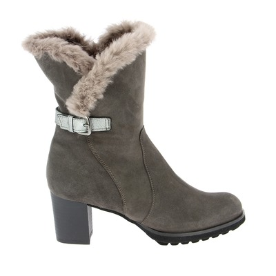 Boots Brunate Taupe