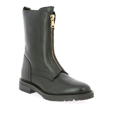 Boots Poelman Noir