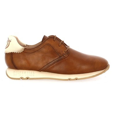 Veterschoenen Hispanitas Cognac