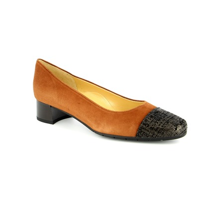 Pumps Brunate Cognac