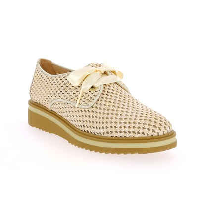 Veterschoenen Hispanitas Beige