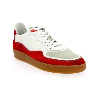 Sneakers Floris Van Bommel Rood