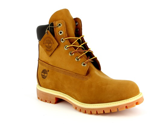 Bottines Timberland Naturel