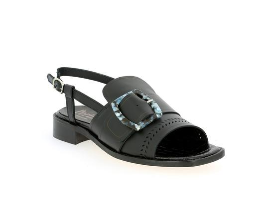 Sandalen Pertini Zwart