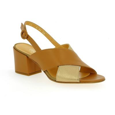 Sandales Voltan Cognac