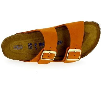 Mulles Birkenstock Orange