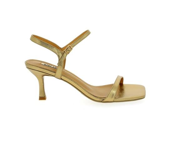 Sandales Bibilou Platine