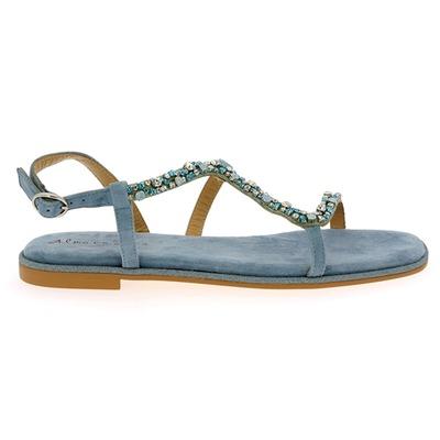 Sandalen Alma En Pena Blauw